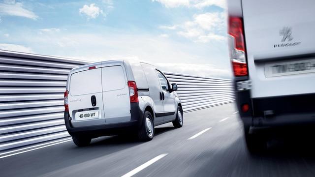 Peugeot Bipper - Compacte bedrijfsauto - cruise control