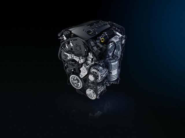 Peugeot Partner - BlueHDi-motor
