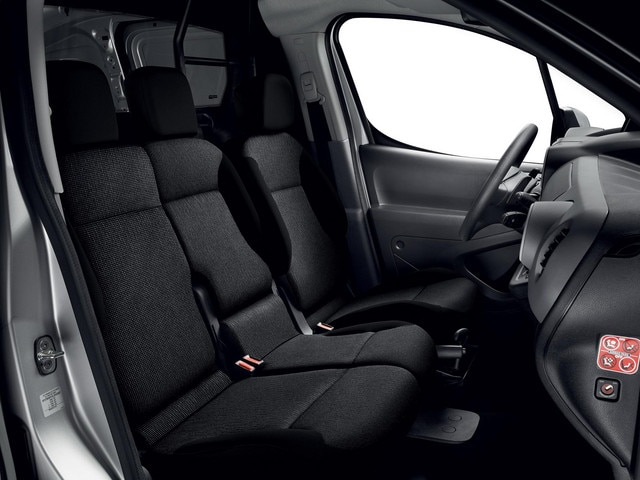 Peugeot Partner - interieur Multi-Flex-bank