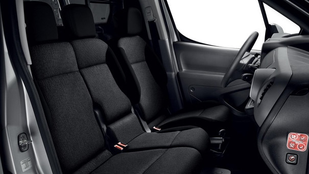 Peugeot Partner - interieur Multi-Flex-bank