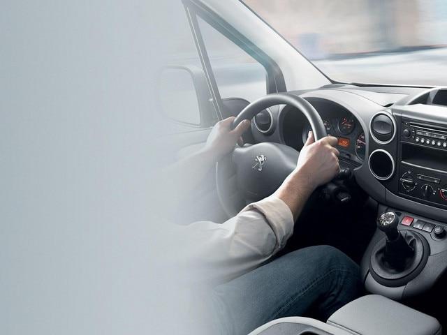 Peugeot Partner - interieur cabine
