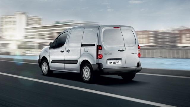 Peugeot Partner -  communicatiesysteem PEUGEOT Connect Fleet