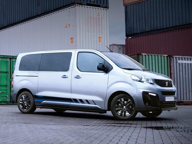 Peugeot Expert Sport - Een unieke uitvoering van de Expert