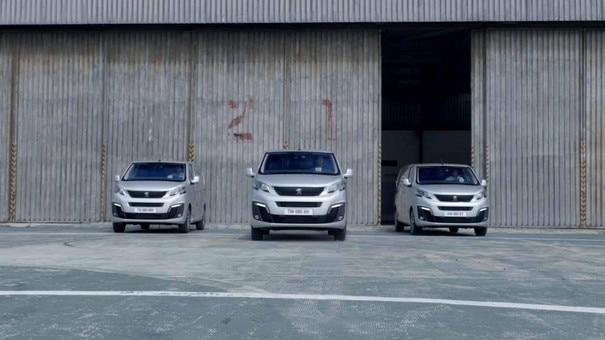Peugeot Expert - Gamma modellen