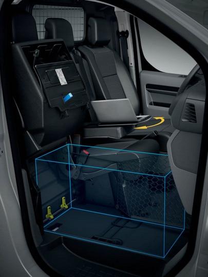 Peugeot Expert - interieur