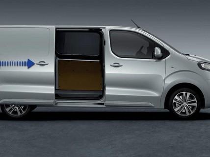 Peugeot Expert - schuifdeur