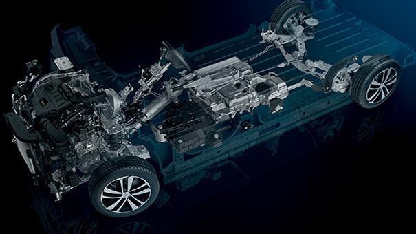 Peugeot Expert Combi - modulaire platform EMP2