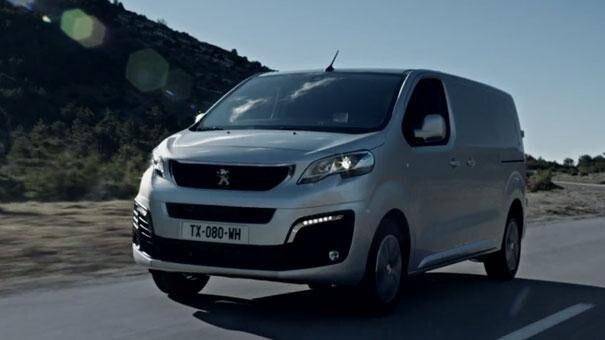 Peugeot Expert - bekijk de video