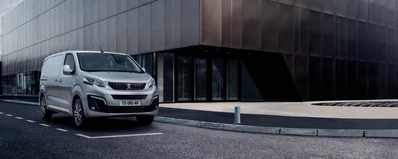 Peugeot Expert - test de nieuwe bedrijfsauto van Peugeot