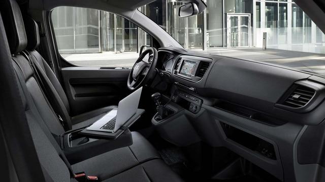 Peugeot Expert - interieur cockpit