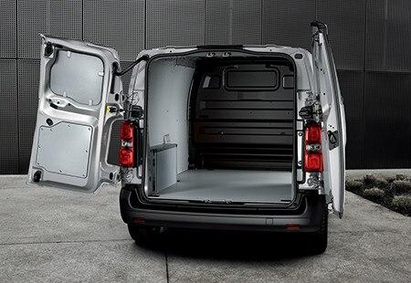 Peugeot Expert - interieur laadruimte