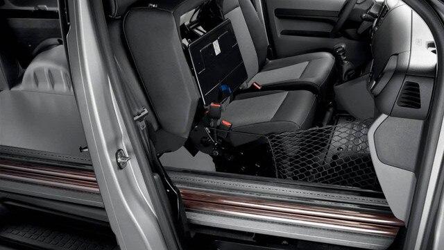 Peugeot Expert - interieur Moduwork-scheidingswand