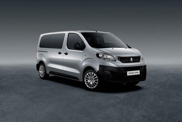 Peugeot Expert Combi - exterieur zijaanzicht