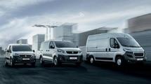 Peugeot Bedrijfsauto's - modellen