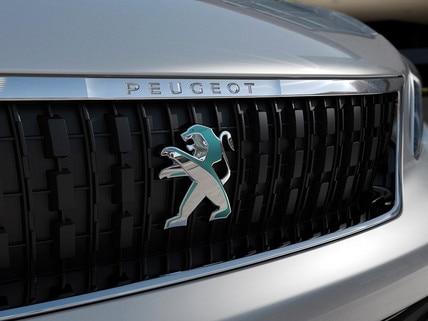 Nieuwe Peugeot e-EXPERT – Dichroïsche leeuw vóór