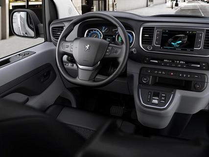 Nieuwe Peugeot e-EXPERT – Nieuwe cockpit
