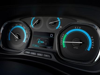 Nieuwe Peugeot e-EXPERT – Nieuw instrumentenpaneel, specifiek voor de elektrische uitvoering