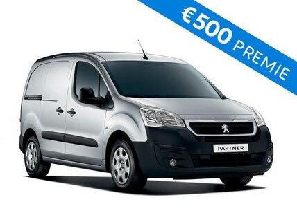 Peugeot Partner Gesloten Bestelauto Premium
