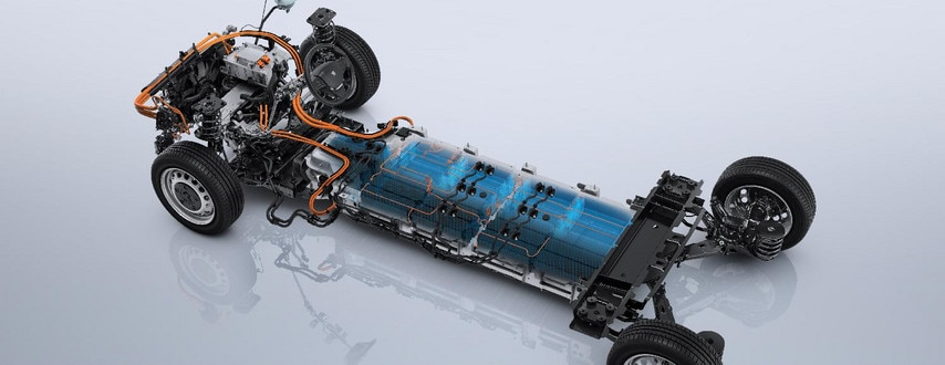 Nieuwe Peugeot e-EXPERT –  Elektromotor