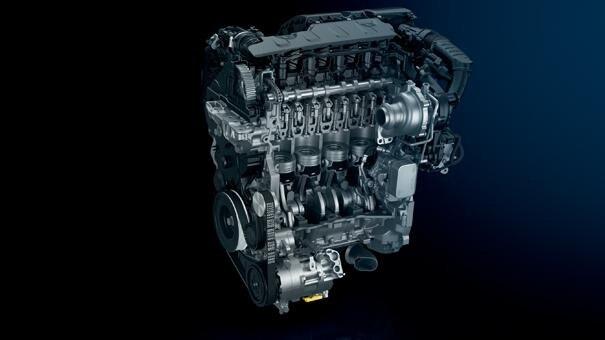 Peugeot Boxer Combi - BlueHDi motoren