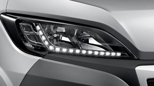Peugeot Boxer Combi - koplampen-en-dagrijverlichting