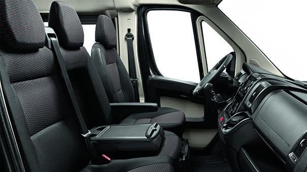 Peugeot Boxer Combi - Comfort - interieur