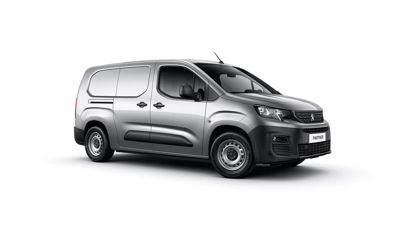 Peugeot Partner - Uitvoering Grip