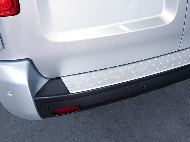Peugeot Expert met Pack Business - bumperpanel