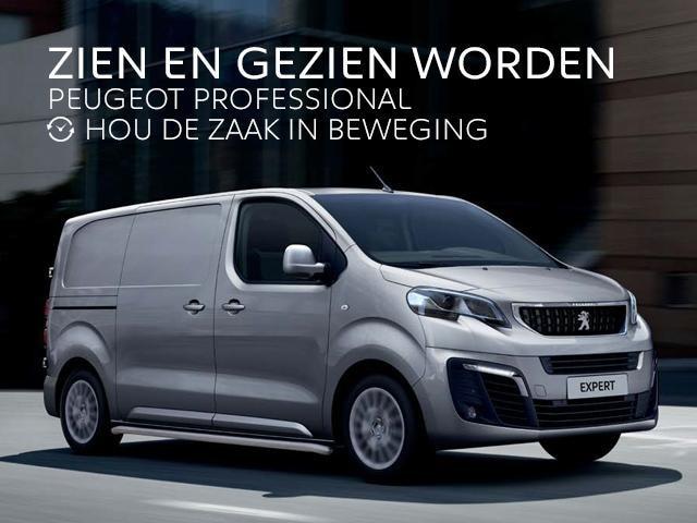 Peugeot Expert met Pack Business