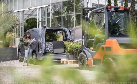 Peugeot Partner - Vervoer van zware lading