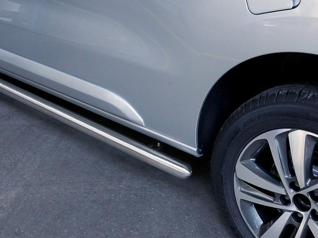 Peugeot Expert met Pack Business - sidebars