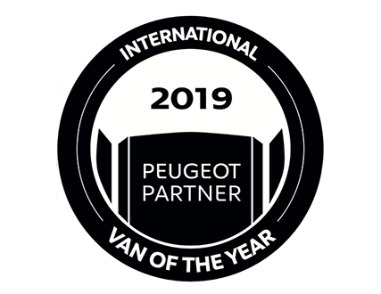 Nieuwe Peugeot Partner - International Van of the Year