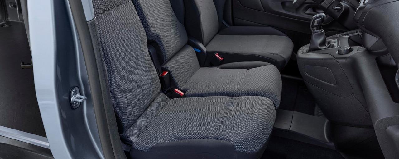 Peugeot Partner - interieur