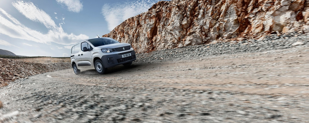 Peugeot Partner - Offroad-gebruik