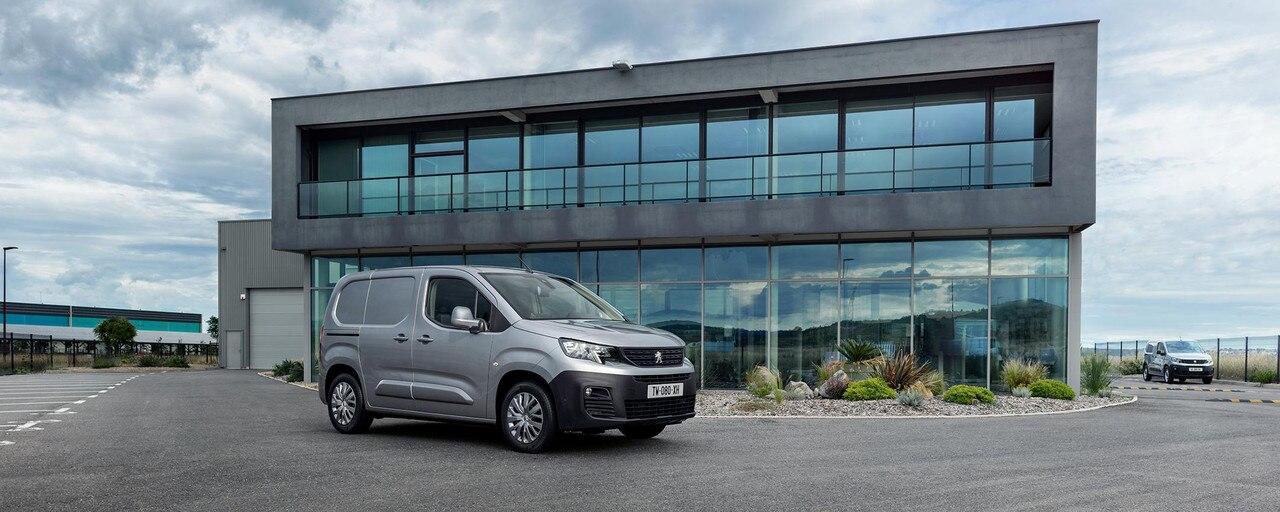 Peugeot Partner - Uitvoering Asphalt
