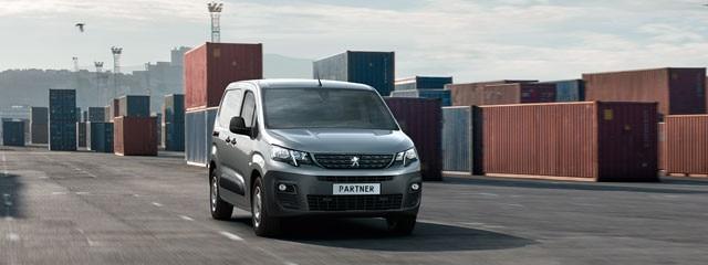 Nieuwe Peugeot Partner - Accessoires