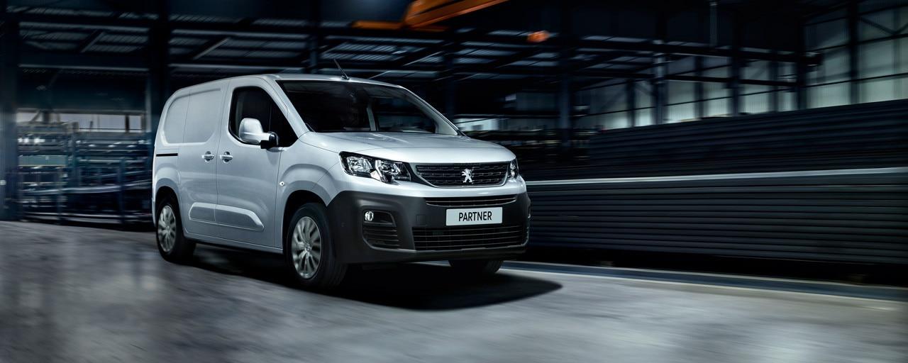 Nieuwe Peugeot Partner - Bedrijfsauto