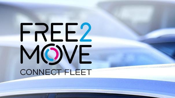 FREE2 MOVE - Connect Fleet