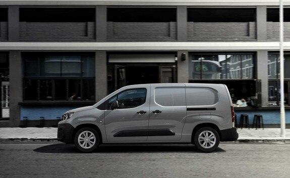 Nieuwe Peugeot e-Partner - rijmodi