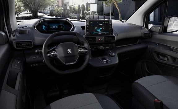 Nieuwe Peugeot e-Partner – De PEUGEOT i-Cockpit®