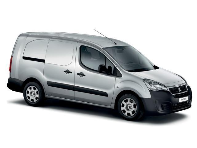 Peugeot Partner - carrosserievariant