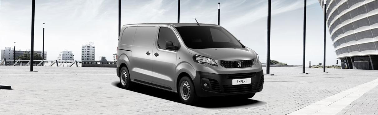 Peugeot Expert - speciale aanbiedingen