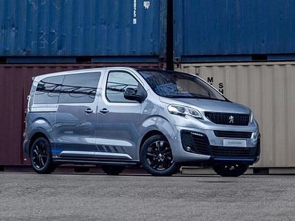 Peugeot Expert Sport - exterieur voorzijde