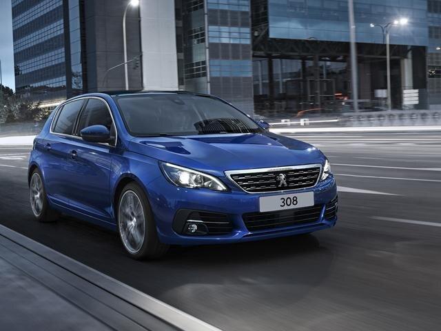 Peugeot 308 - Peugeot Blue Lease