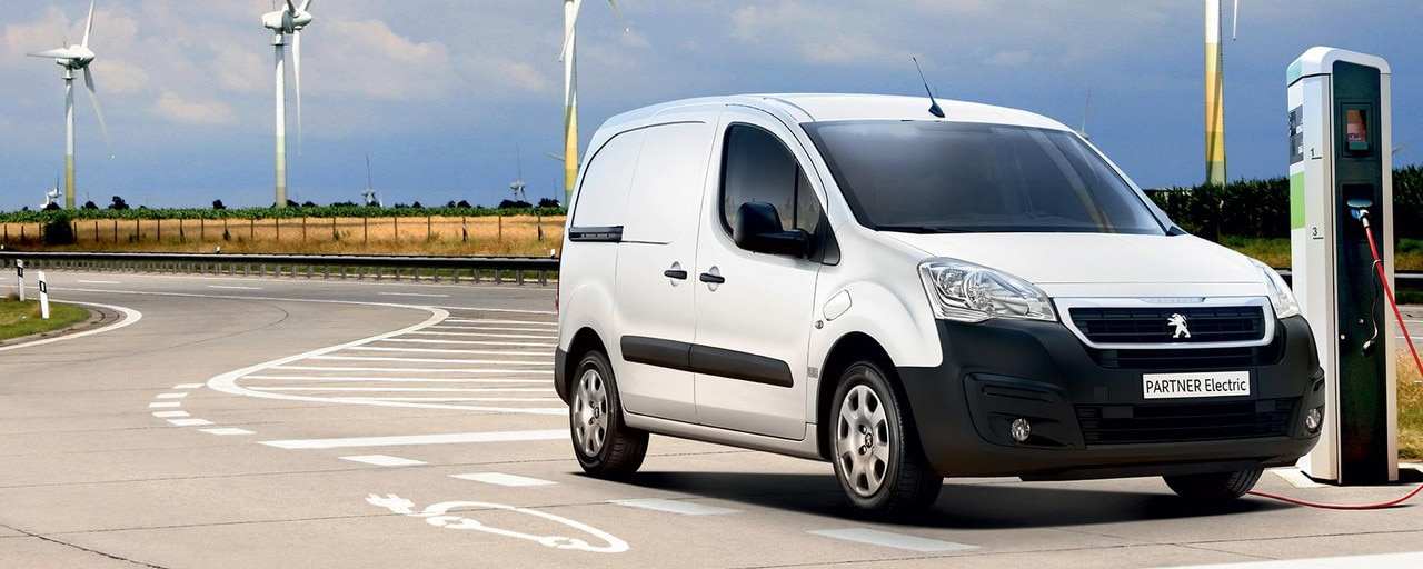 Peugeot Partner Electric - praktisch milieuvriendelijk en veelzijdig
