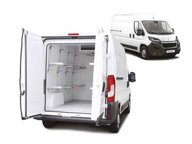 Peugeot Bedrijfsauto's - Peugeot Boxer koel-/vriestransport