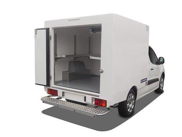 Peugeot Bedrijfsauto's - Peugeot Expert koel-/vriestransport