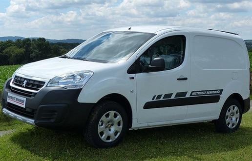 Peugeot Bedrijfsauto's - Peugeot 4x4 Gamma - Uitvoering Partner