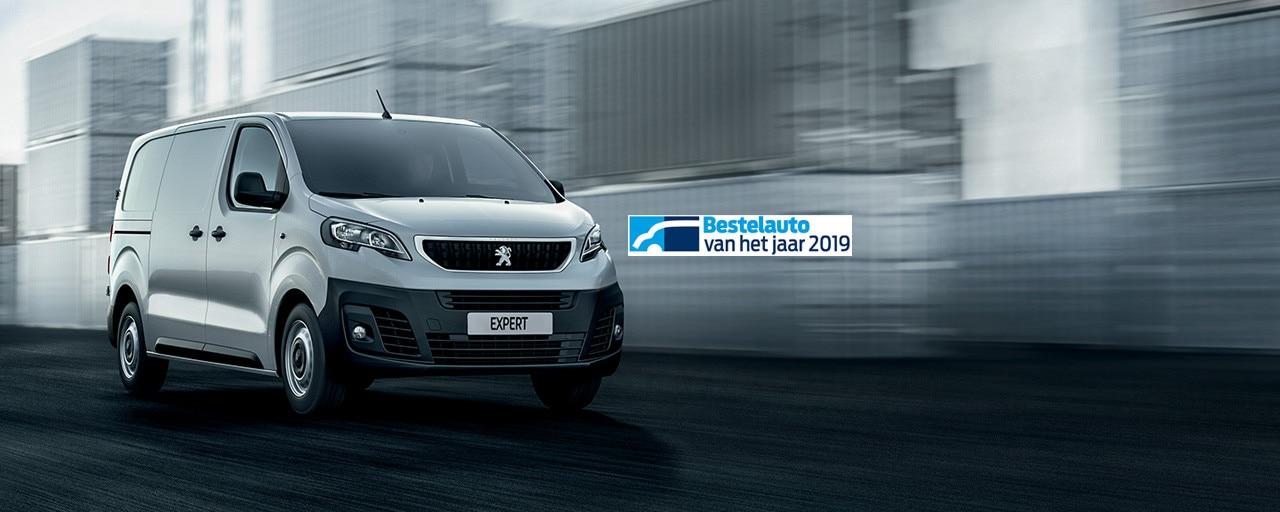 Peugeot Expert - Test de professionele bedrijfsauto van Peugeot