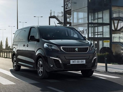 Nieuwe Peugeot e-TRAVELLER BUSINESS